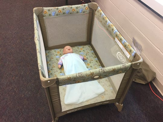 Cribettes will be available for Medicaid-eligible mothers in Richland County.