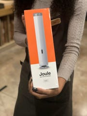Feel like splurging on a gift for the cook in your life? A sous vide wand would be sure to make them happy.  The Joule is available at Sur La Table in Saddle Creek Shopping Center.