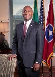 Lee Harris, Shelby County Mayor