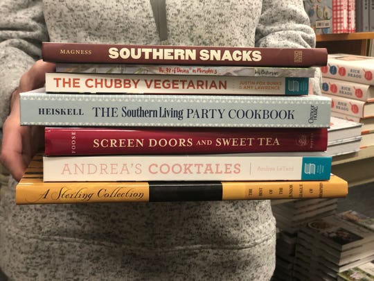 A cookbook by a Memphis author is a gift that is sure to be enjoyed for years to come.