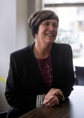 Leslie Lynn Smith serves as Epicenter president, a nonprofit agency in Midtown that recently landed commitments for $40 million to establish a venture capital fund.