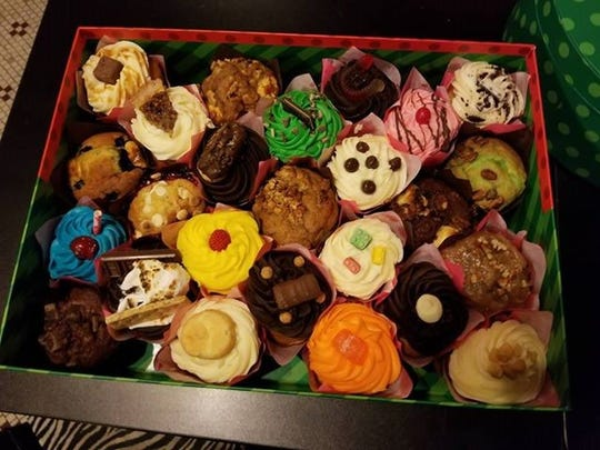 Jen's Sweet Treats of Cudahy is offering gift boxes for the holidays filled with varous sweets. Pricing is based on the box size and what the customer includes.