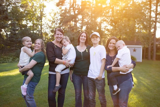 Fab Four Moms Menomonee Falls Blood Drive