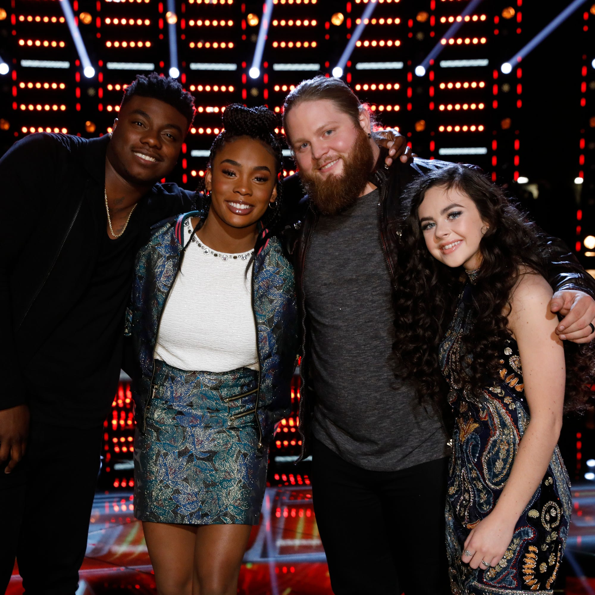 Can Wisconsin's Chris Kroeze win 'The Voice'? We sort out each of the 4 finalists' chances