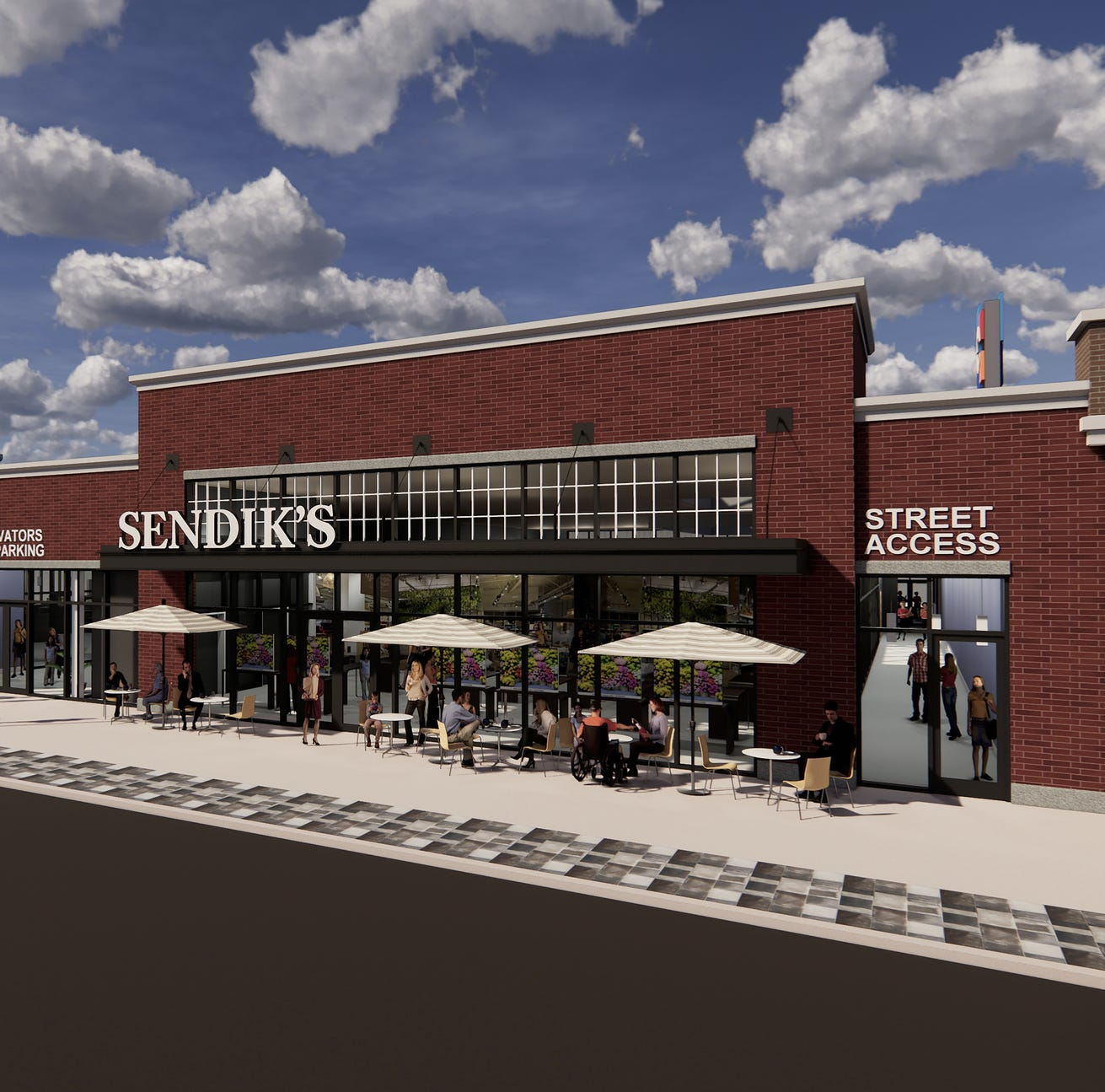 Sendik's expanding supermarket at The Corners in Brookfield, adding a lounge and more prepared foods