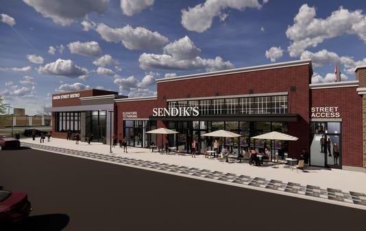 Sendiks Corners