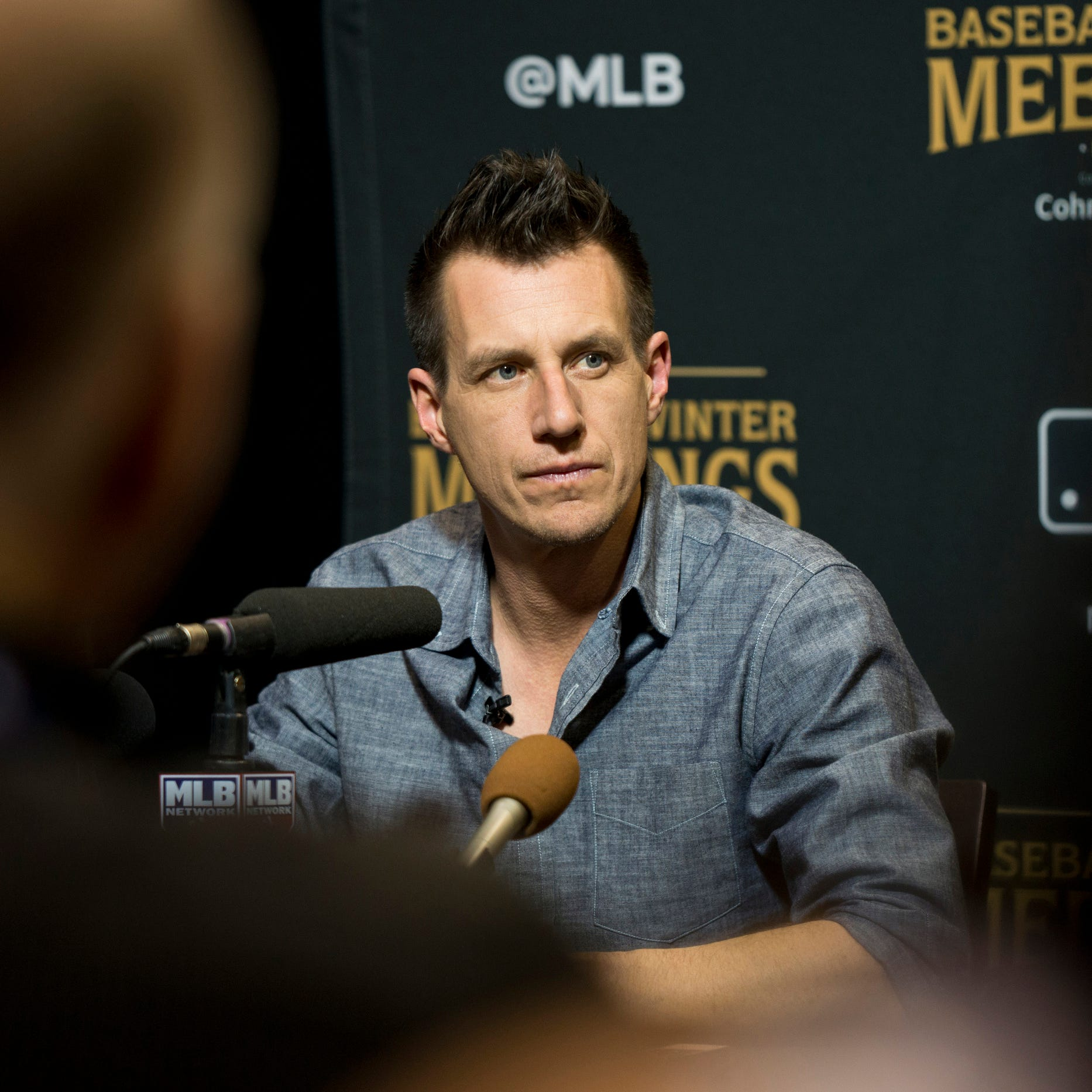 Brewers manager Craig Counsell 'excited' about chance of making another postseason run