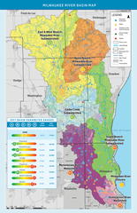 Milwaukee River basin report card for 2017
