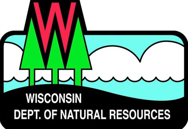 Wisconsin DNR logo.