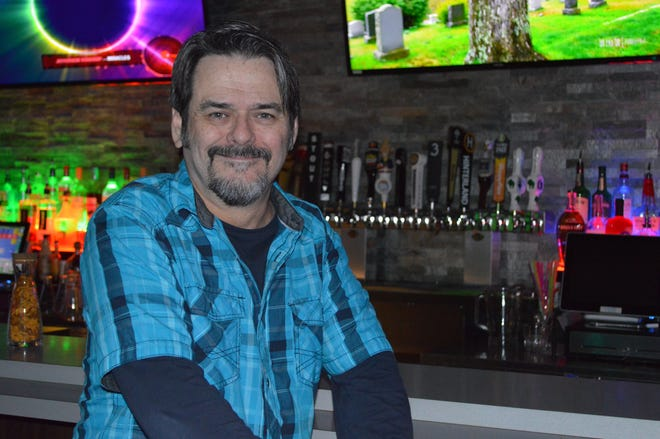 D.C. Lawler, the owner of Mad Steintist in Waukesha, has been in the bar business for over 30 years.