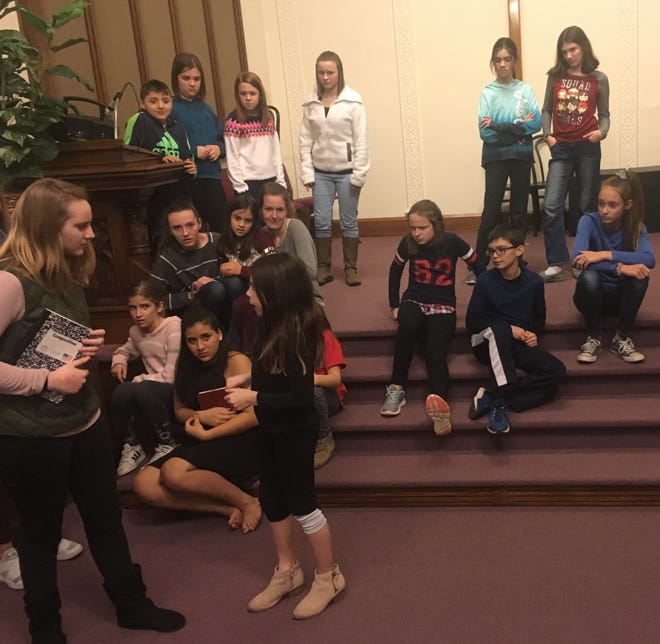 """""""The Best Christmas Pageant Ever"""" will have six shows from Thursday, Dec. 20 through Sunday, Dec. 23 at First Congregational Church."""