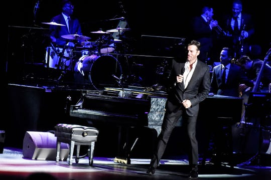 Harry Connick Jr. brings is New Orleans Tricentennial Celebration to the Montgomery Performing Arts Centre on Thursday.