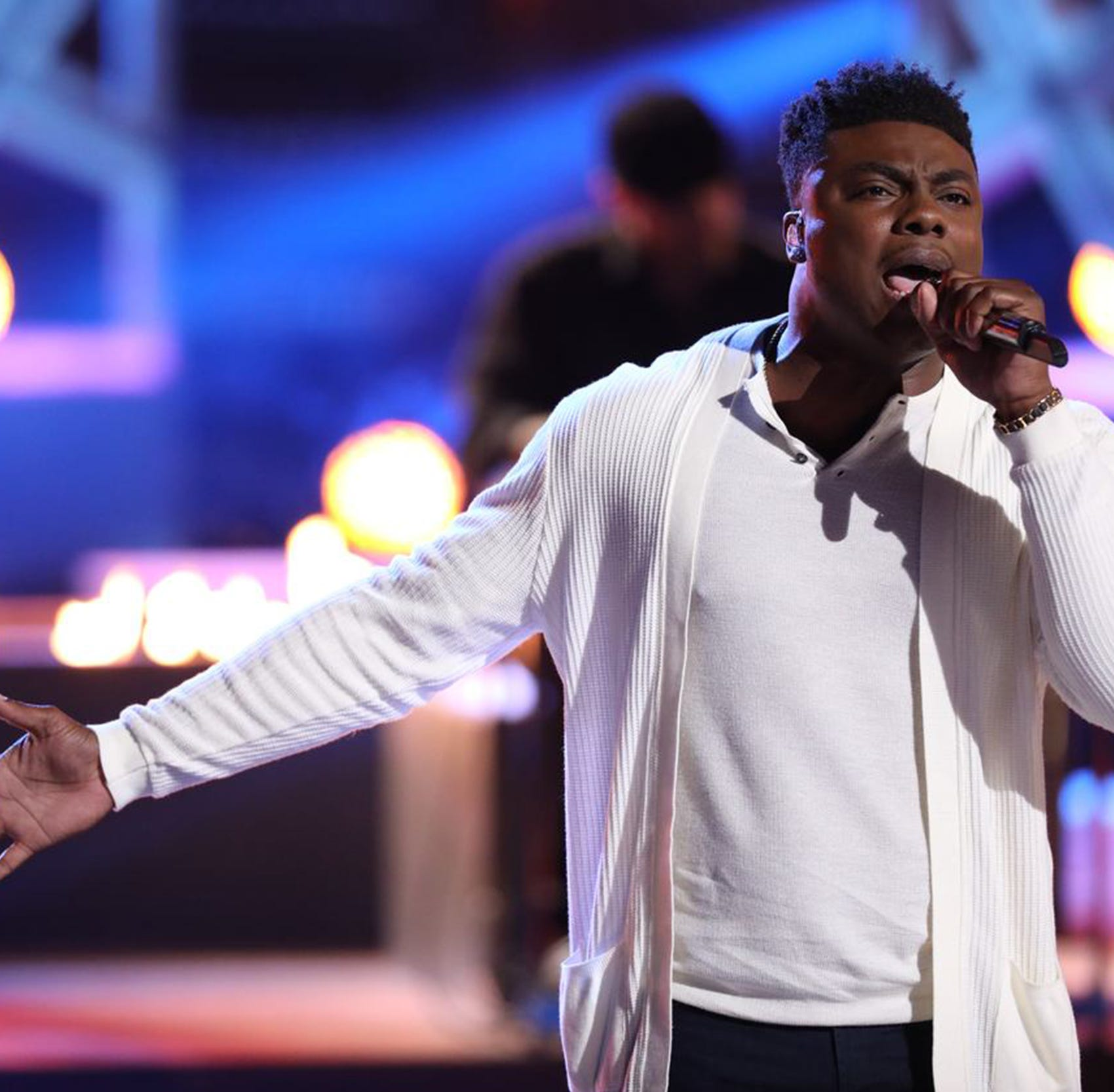 'The Voice' top 4: 'I Swear' that Montgomery's Kirk Jay is in the finals