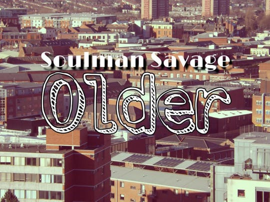 "The new Soulman Savage single ""Older"" is available for download now."
