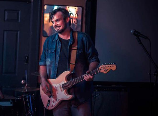 """James Bledsoe of Soulman Savage will have a release party for his new single """"Older"""" on Dec. 21 at Irish Bred Pub in Opelika."""