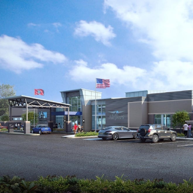 $4.5M Murfreesboro Airport terminal aimed at enticing corporate headquarters
