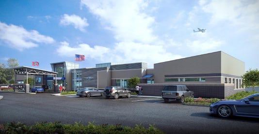 Murfreesboro Airport 2
