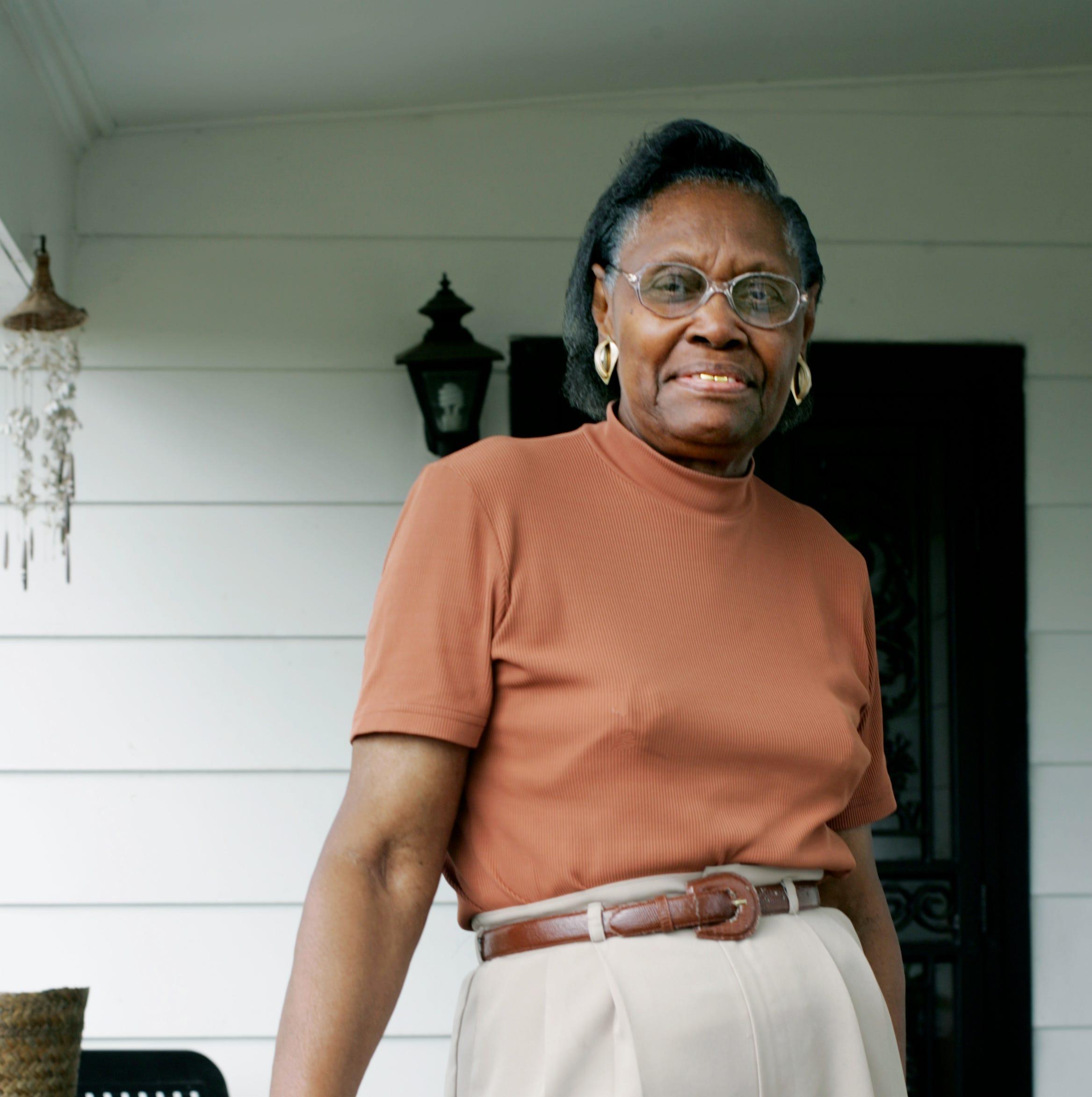 Mary Louise Watson, Nashville public schools desegregation icon, dies at 99