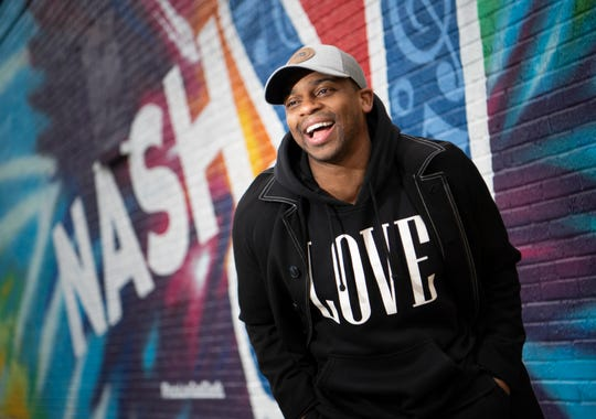 Jimmie Allen will be among the performers at Ascend Amphitheater at this summer's CMA Fest, June 6-8 in Nashville.