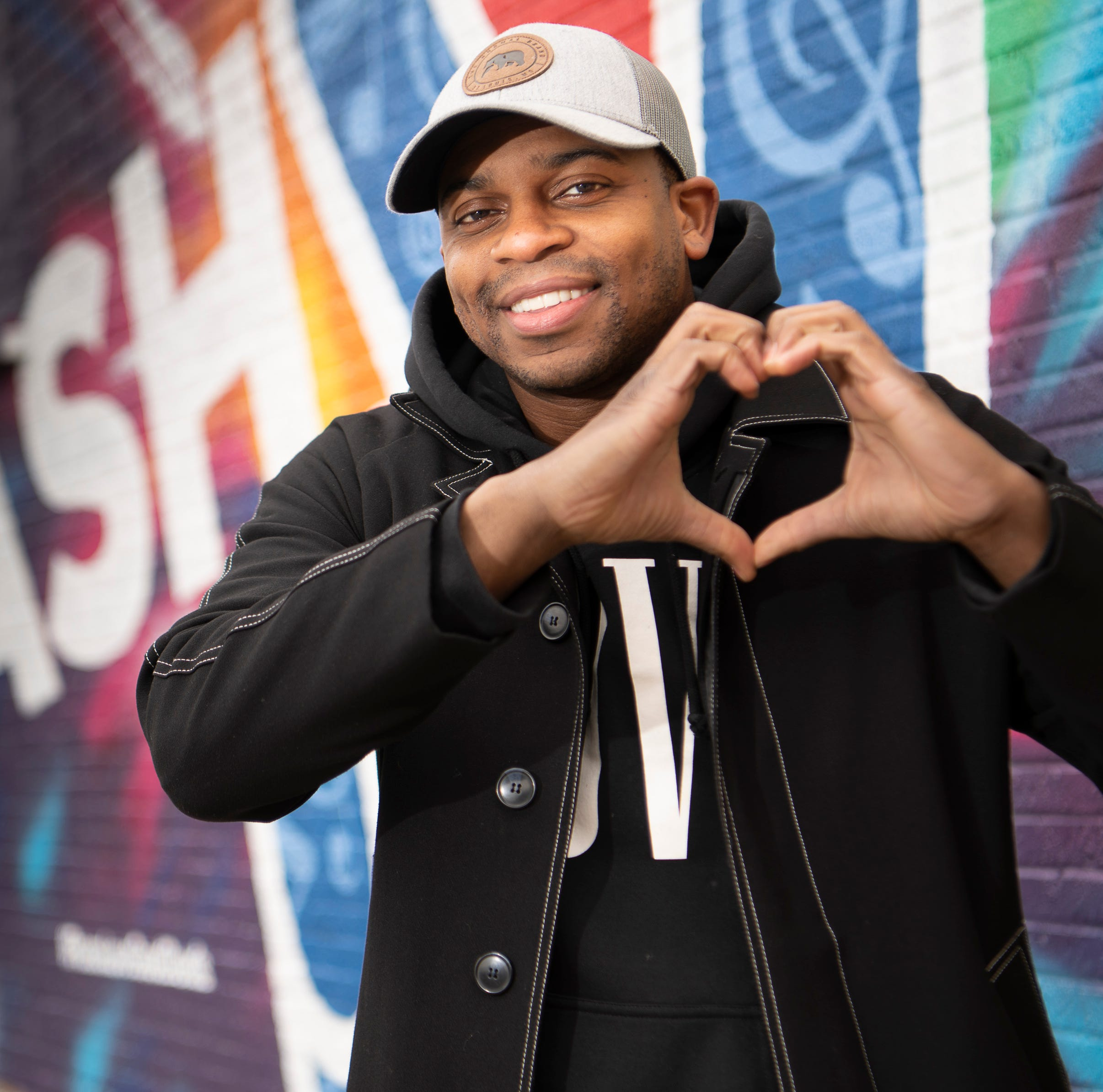 Jimmie Allen tweets BET won't support him as a black country artist, but Nashville will