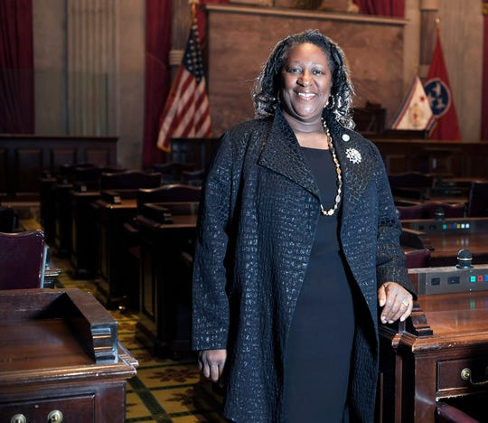 House Minority Leader Karen Camper
