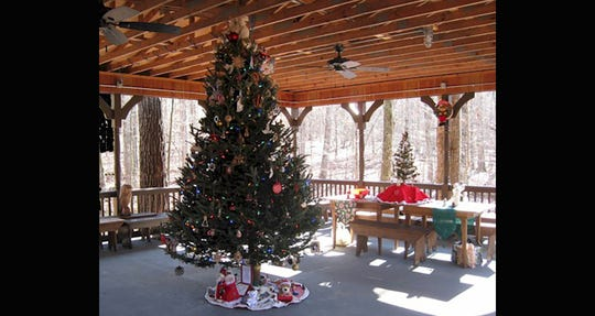 The Memory Tree in Joann's Outdoor Classroom will return December 22.