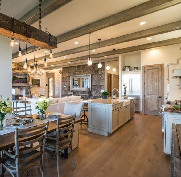 CDH completes interiors for Lutgert at Linville Ridge