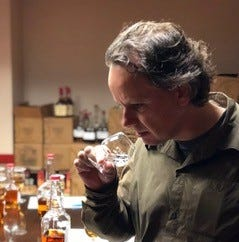 Bourbon lovers, Chakra's acclaimed chef offers his own small-batch brand