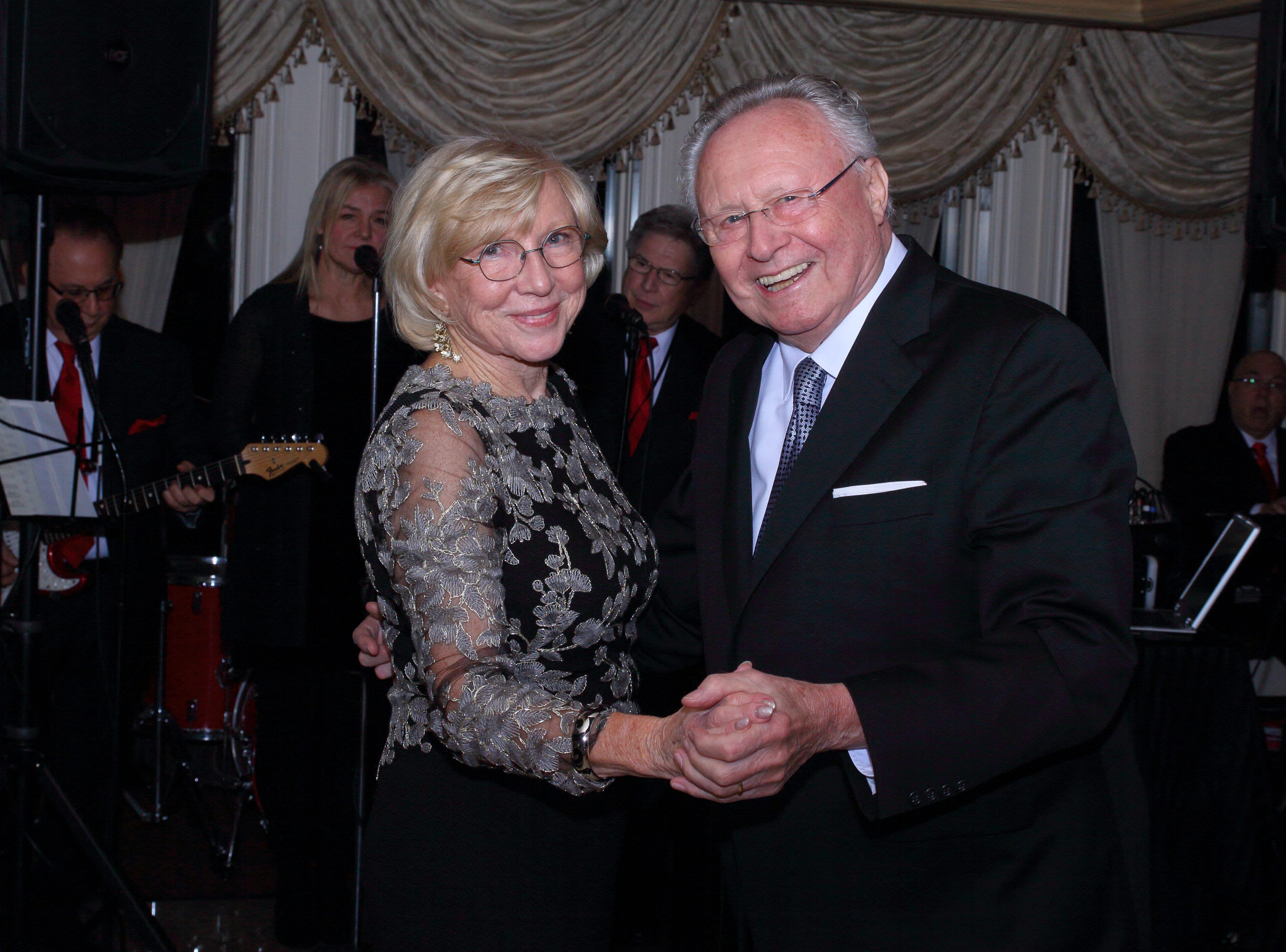 Rosemarie and Helmut Habicht. The Saddle River Valley Club held its annual Holiday Gala celebration at Seasons in Washington Township. 11/30/2018