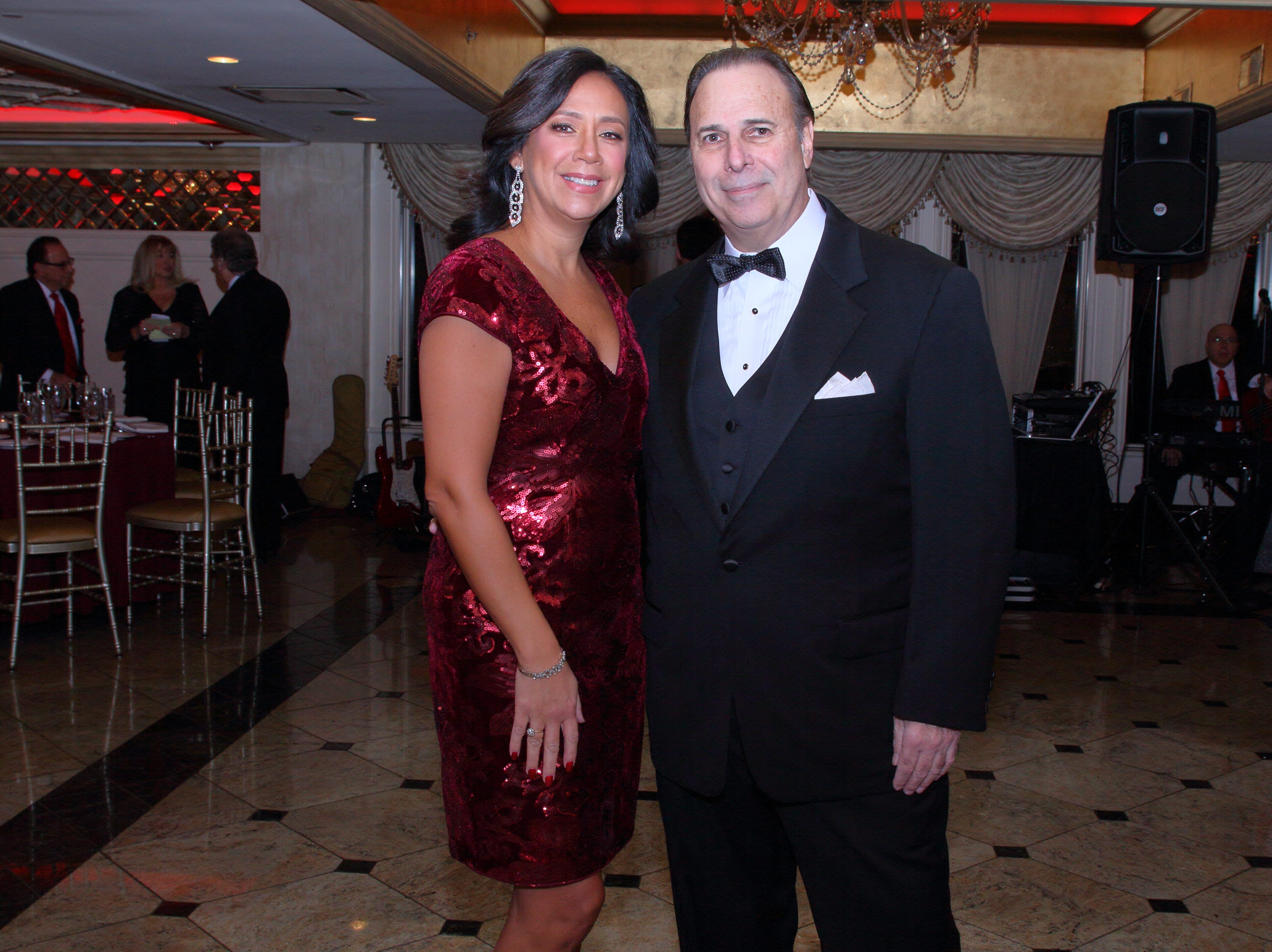 The Saddle River Valley Club held its annual Holiday Gala celebration at Seasons in Washington Township. 11/30/2018