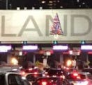 Holland Tunnel wreath placement causing stir