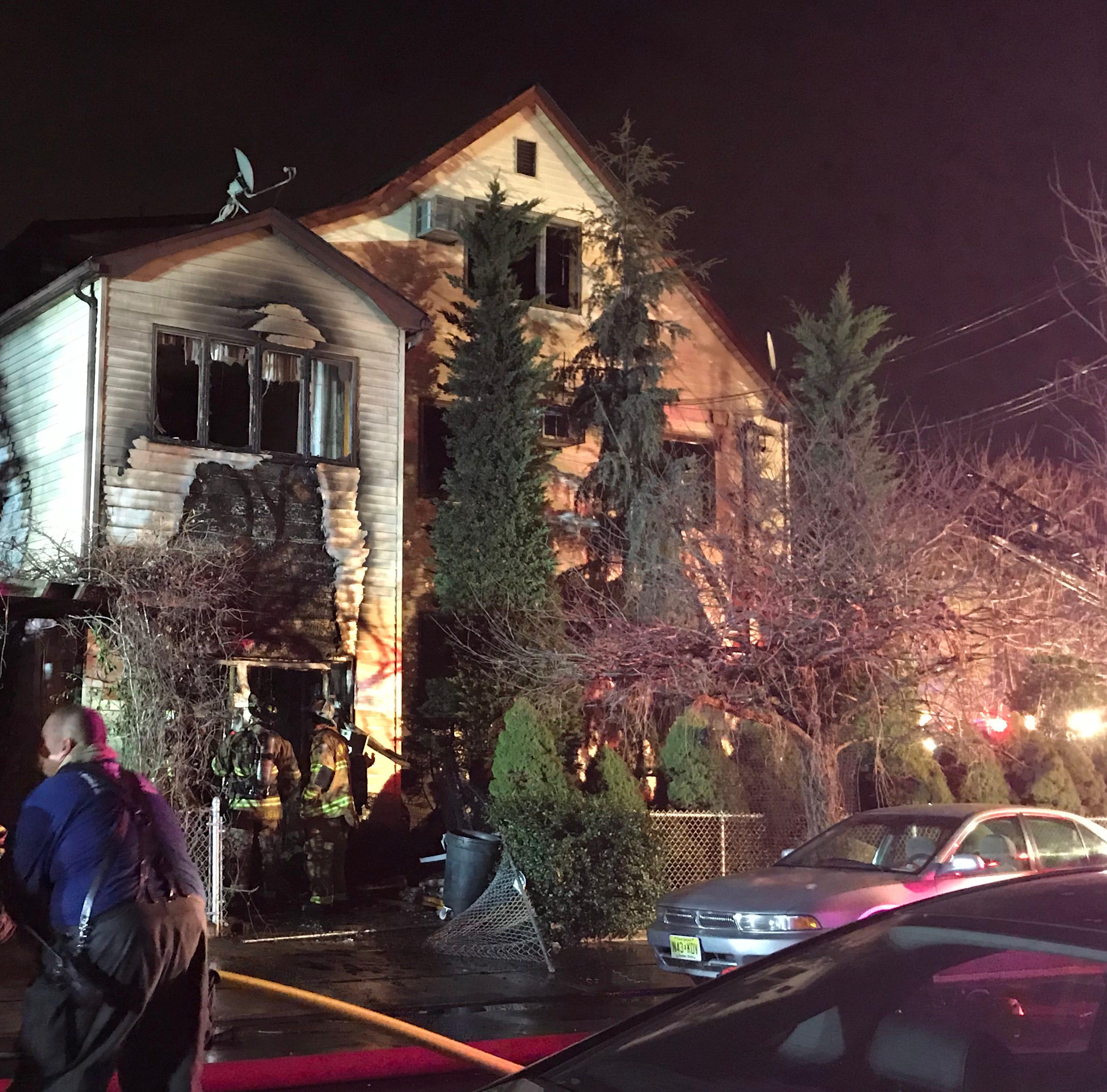 Fire destroys Wallington home