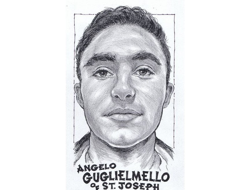 Angelo Guglielmello, St. Joseph football