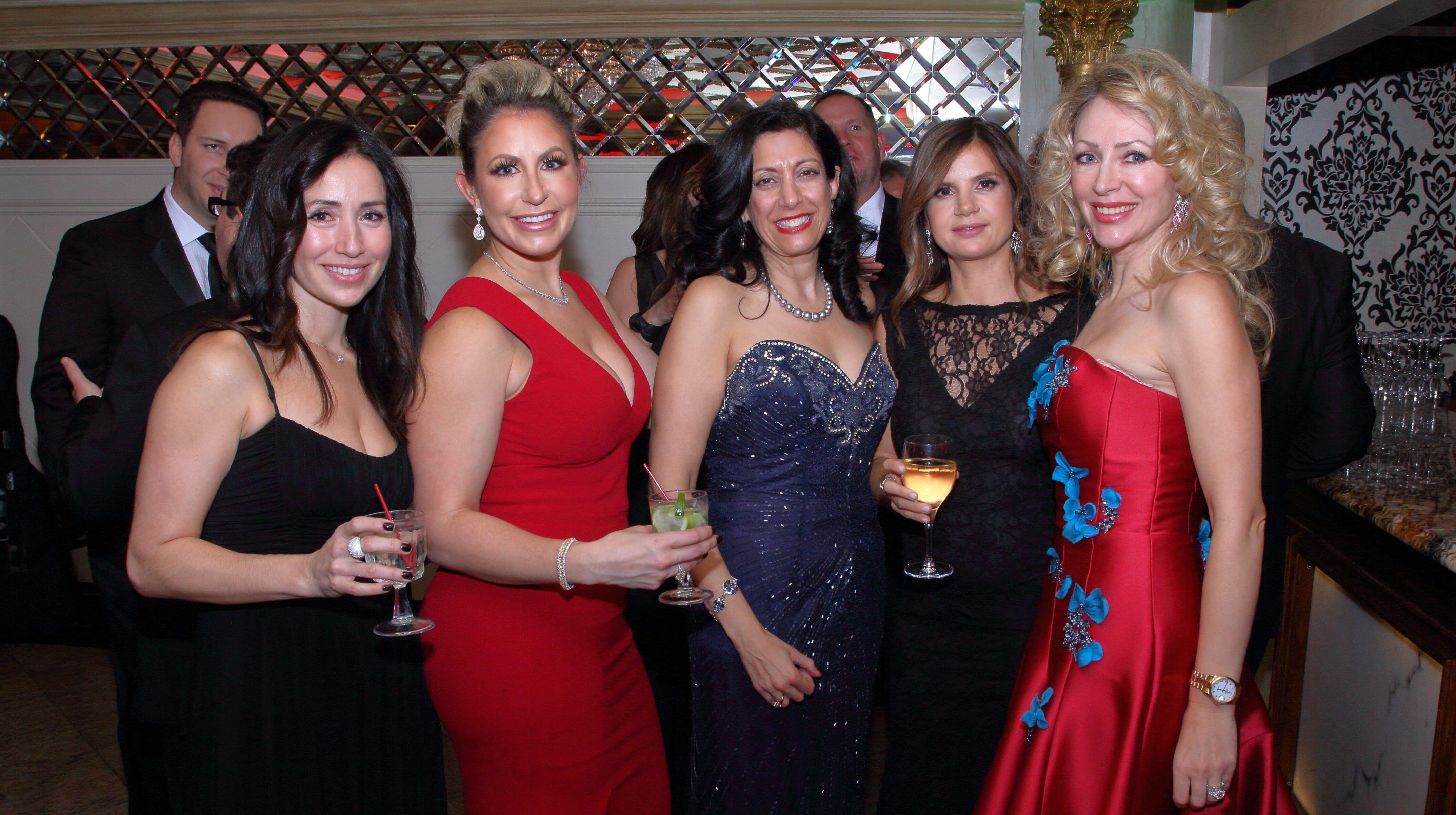 Ina Tandurella, Nicole Fernandez, Helena...