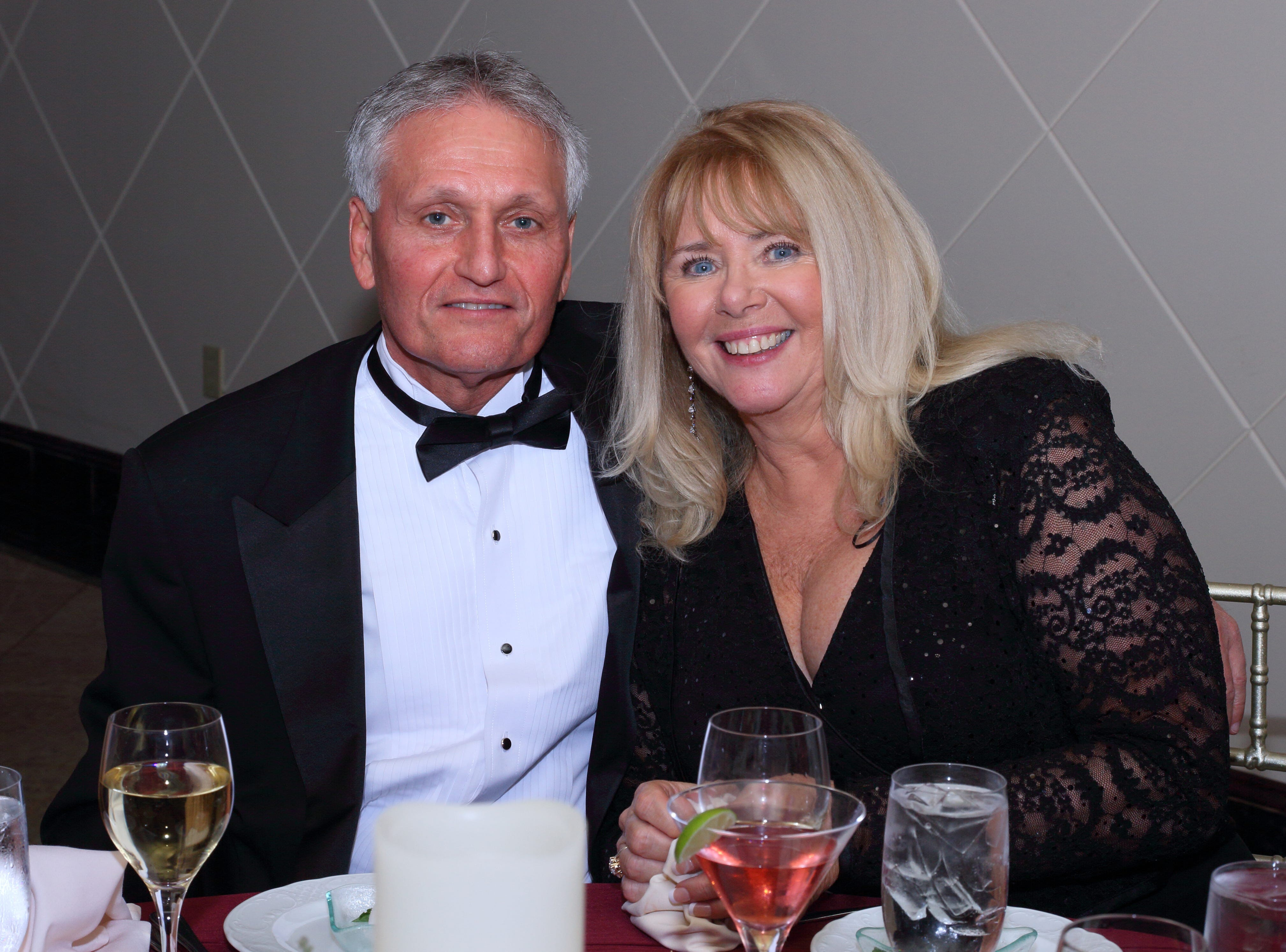Dr. Barry and Elizabeth Jansen. The Saddle River Valley Club held its annual Holiday Gala celebration at Seasons in Washington Township. 11/30/2018