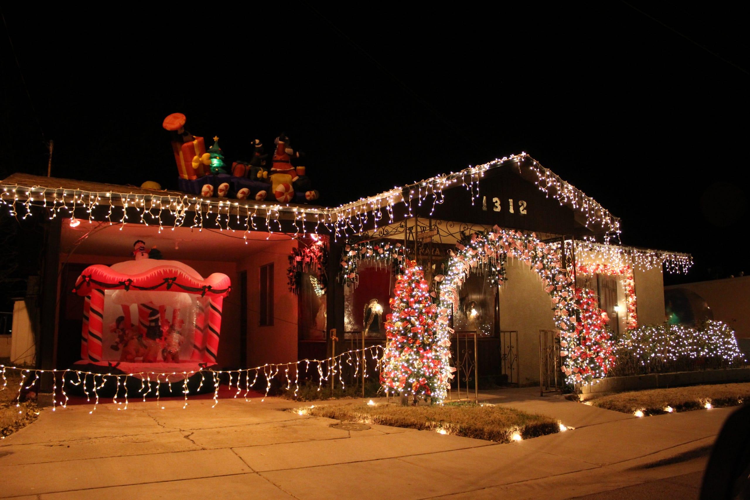 Las Cruces Sun News Christmas Lights 2020 2018 must see Christmas light displays in Las Cruces