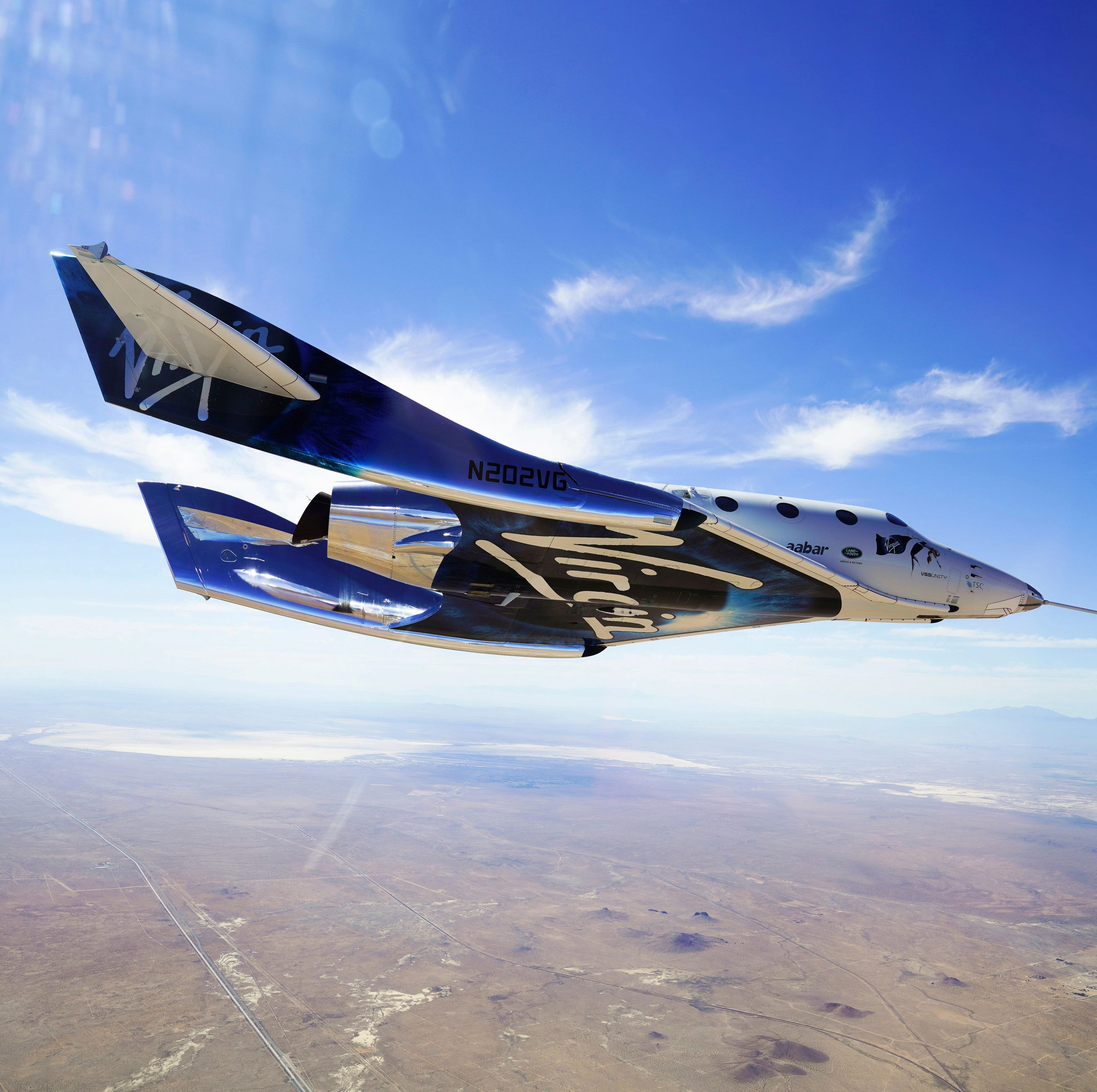 Virgin Galactic's spacecraft reached space during test flight