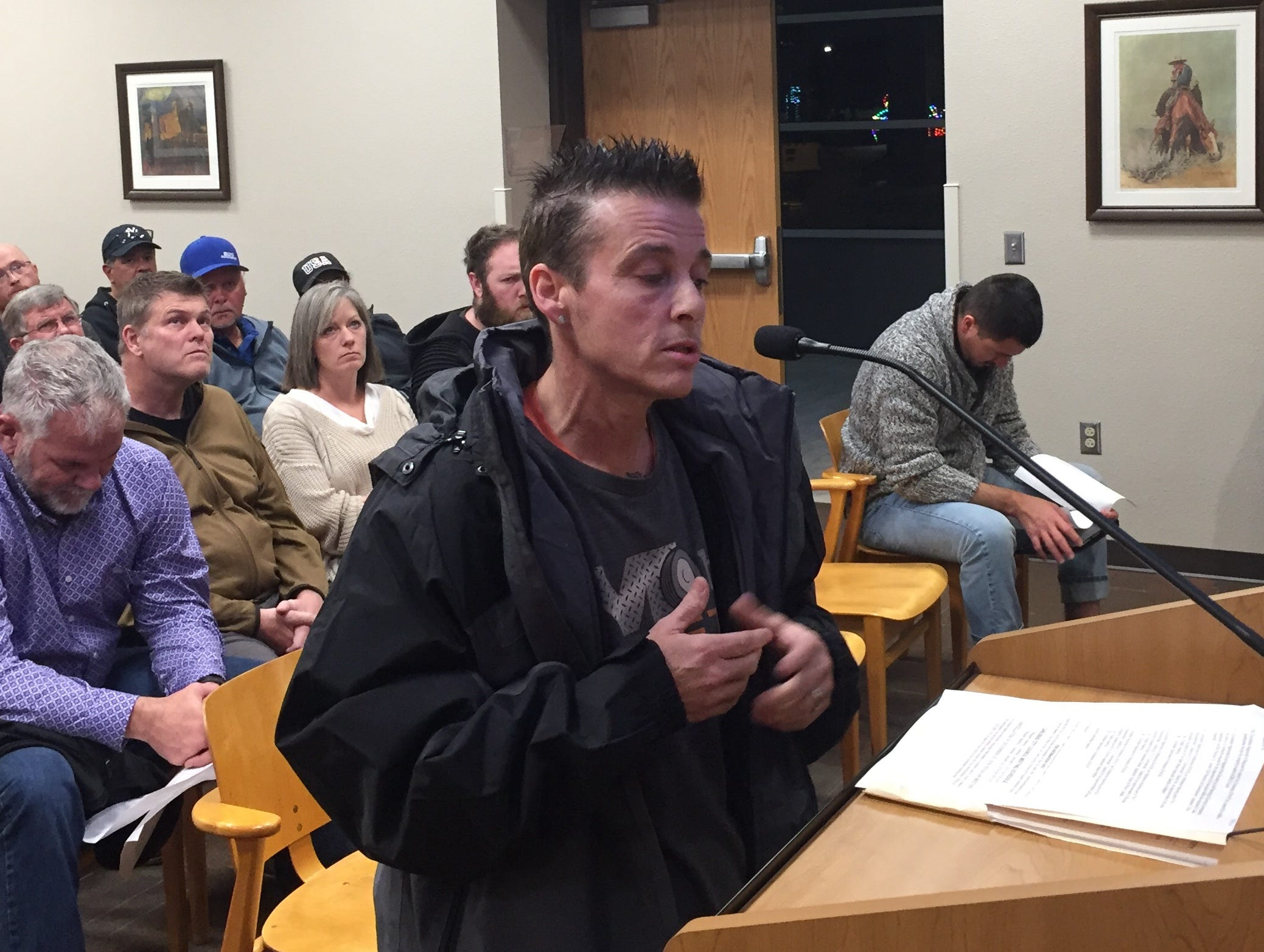 City Council: Zoning changes denied