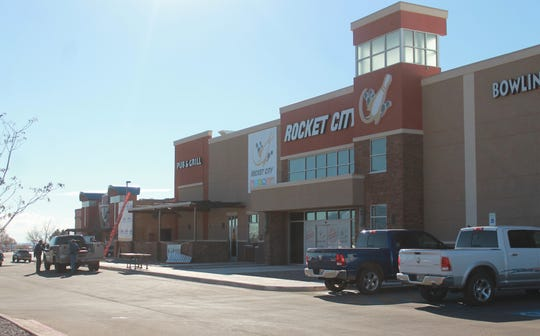 The Rocket City Family Fun Center was slated for Dec. 14, but the opening has been delayed until the project grand opening date of Jan. 4.