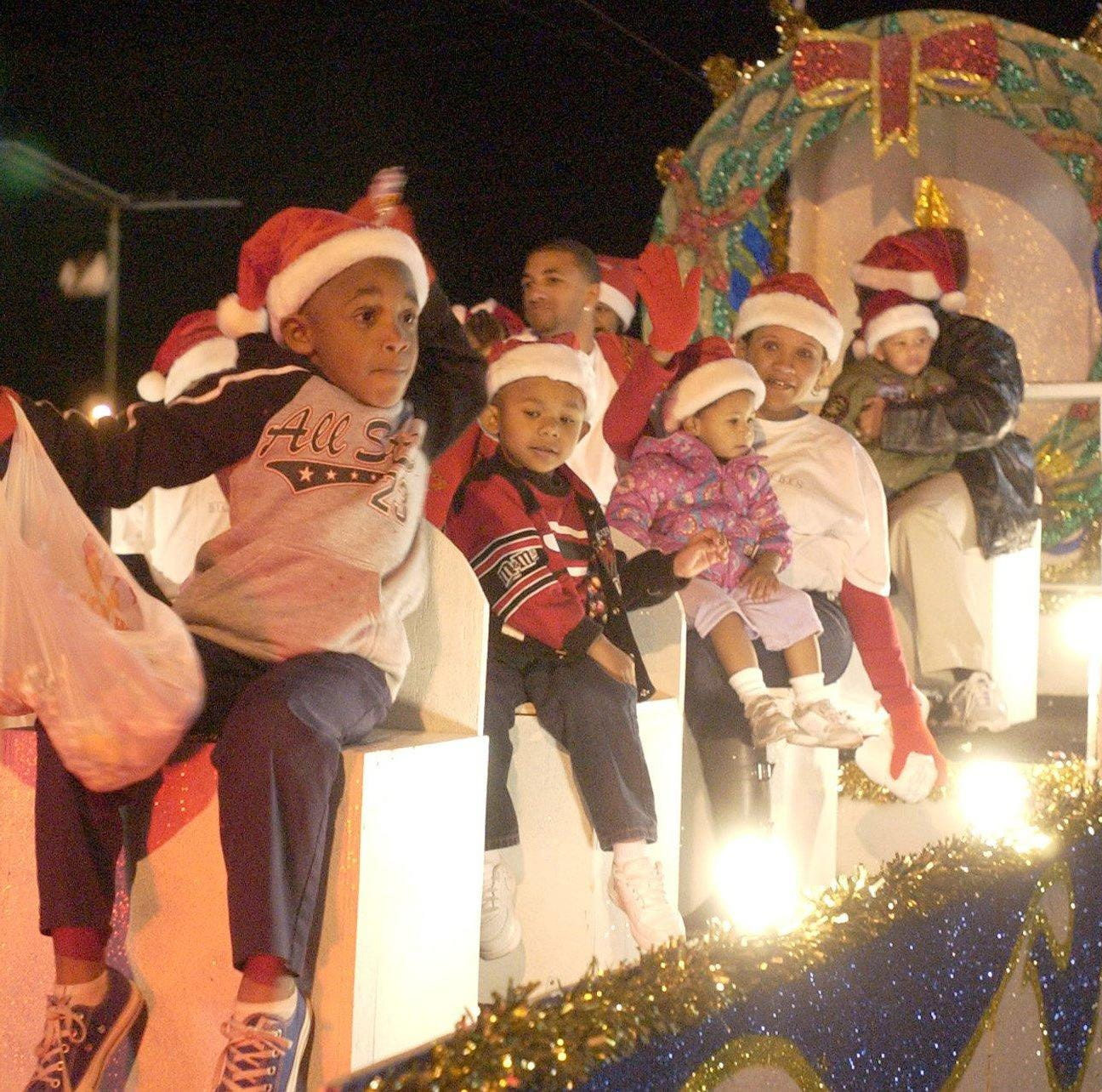 Opelousas Children's Christmas Parade postponed