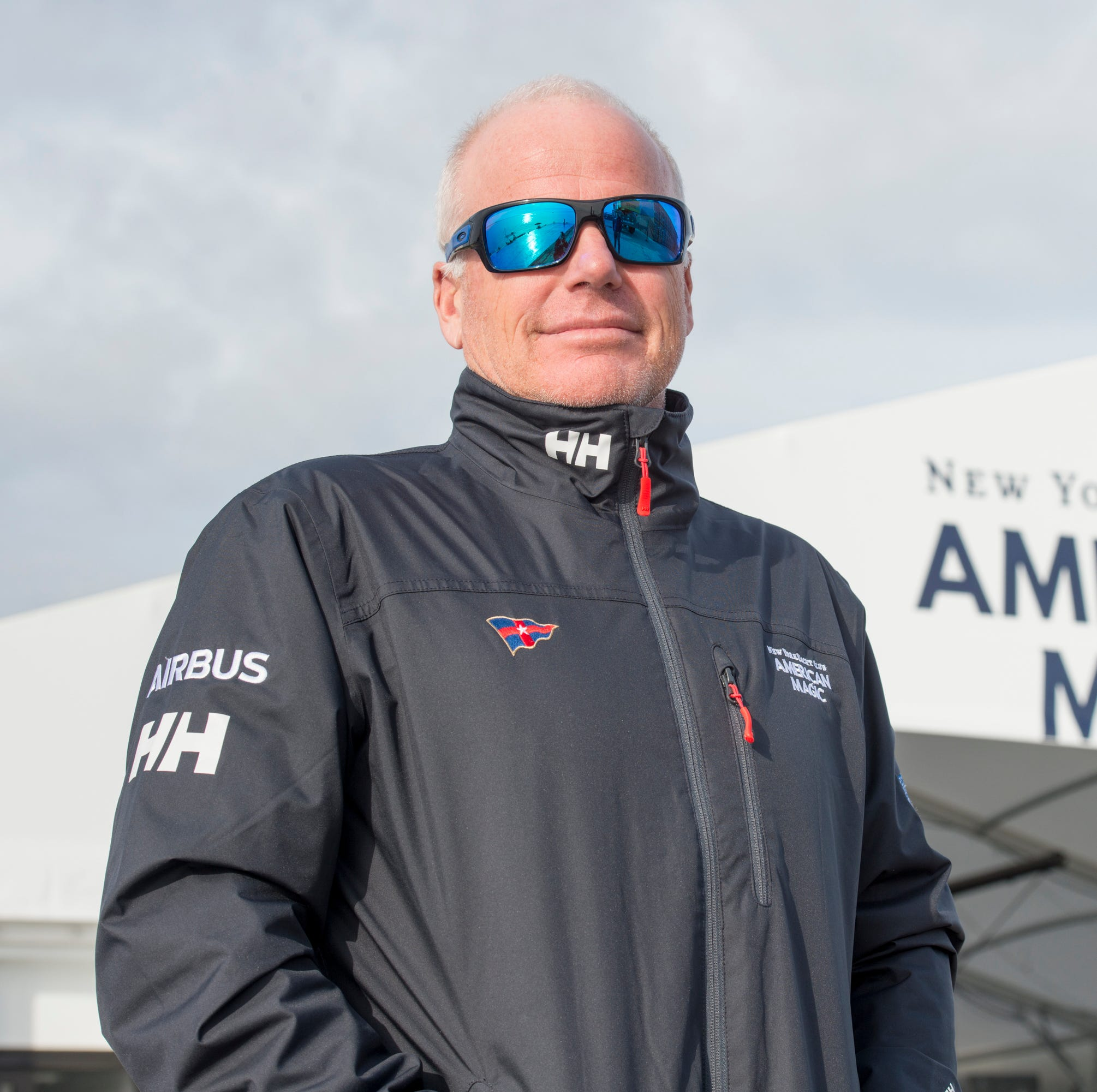 World class America's Cup team is training in Pensacola