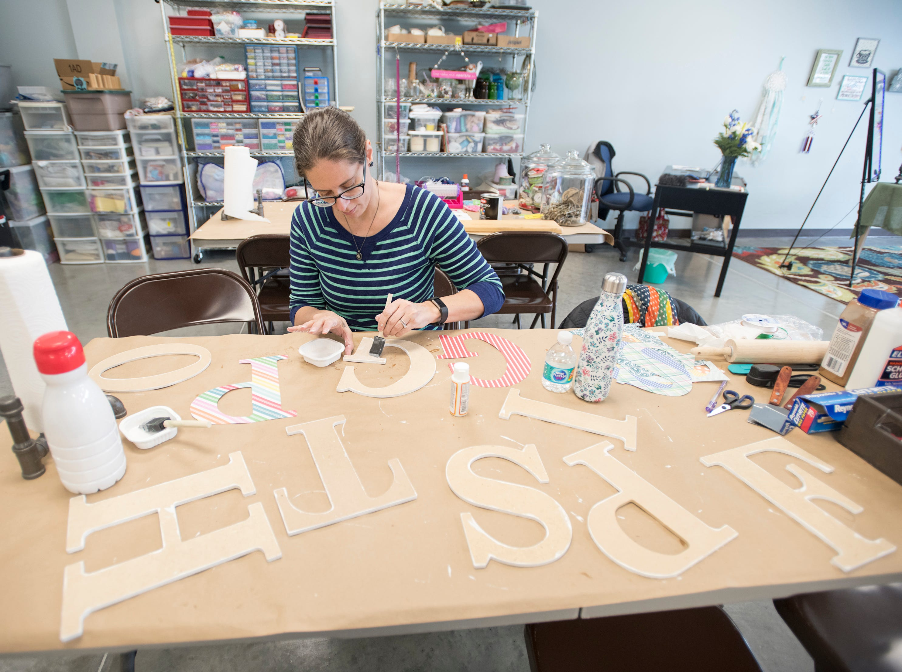 Maker's Loft creative hub in Pensacola offers workshop studio, DIY ideas and more