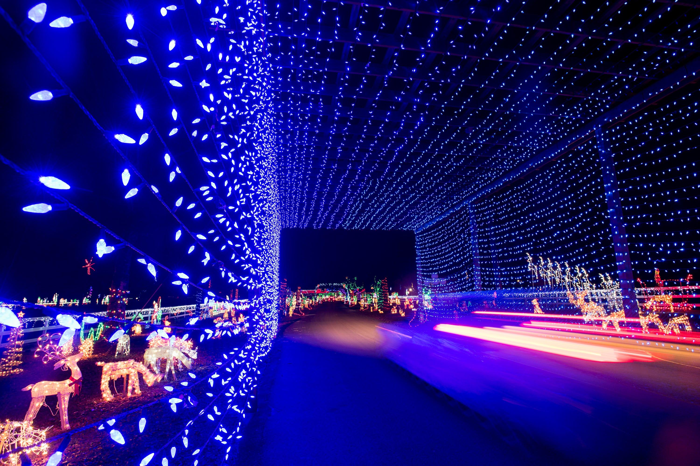 Christmas Light Show Near Me.Take A Virtual Tour Of A Milton Christmas Light Display Garnering National Attention