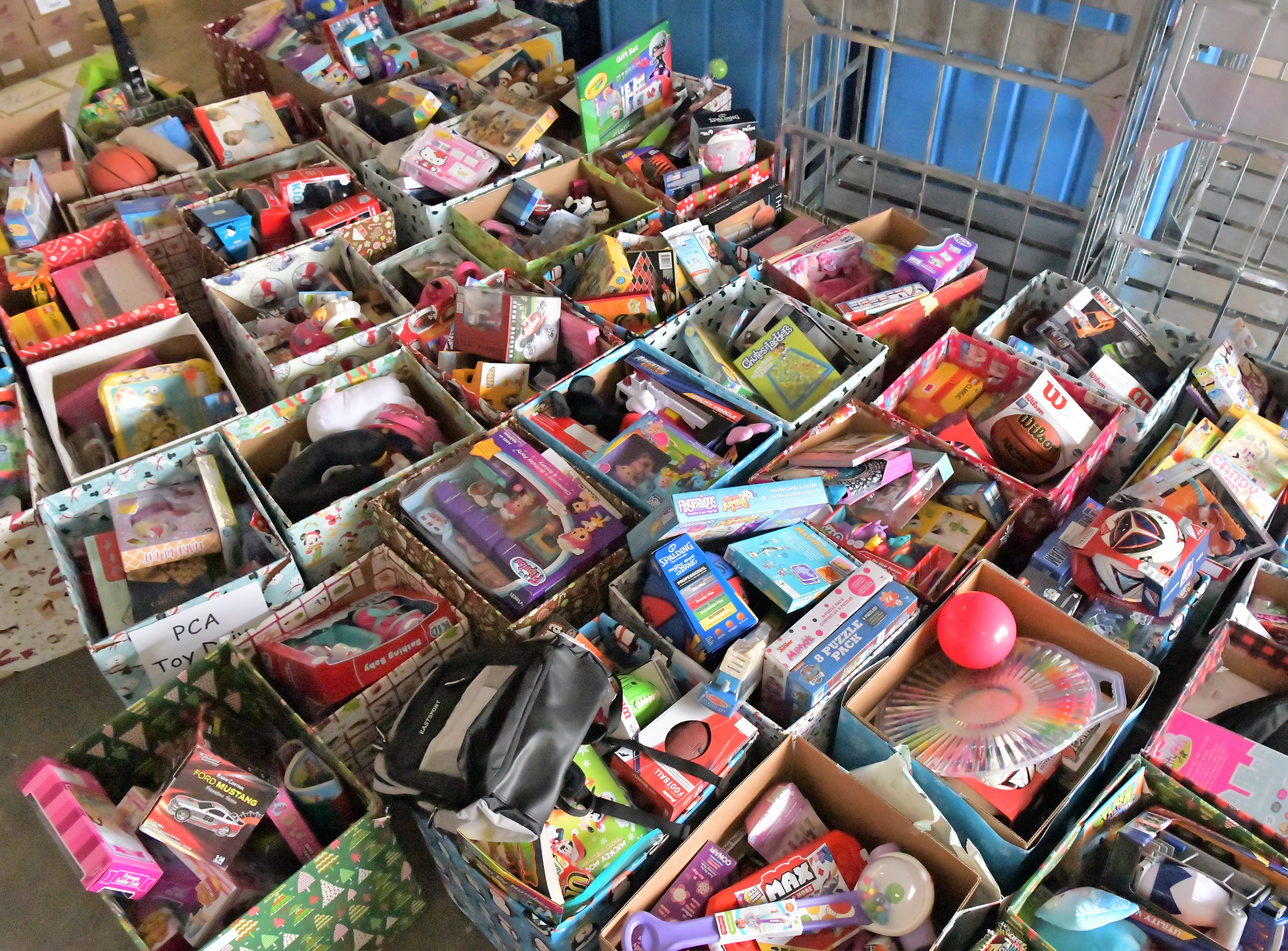 Pensacola Christian College delivers 1,800 toys to Hurricane Michael victims | Causes