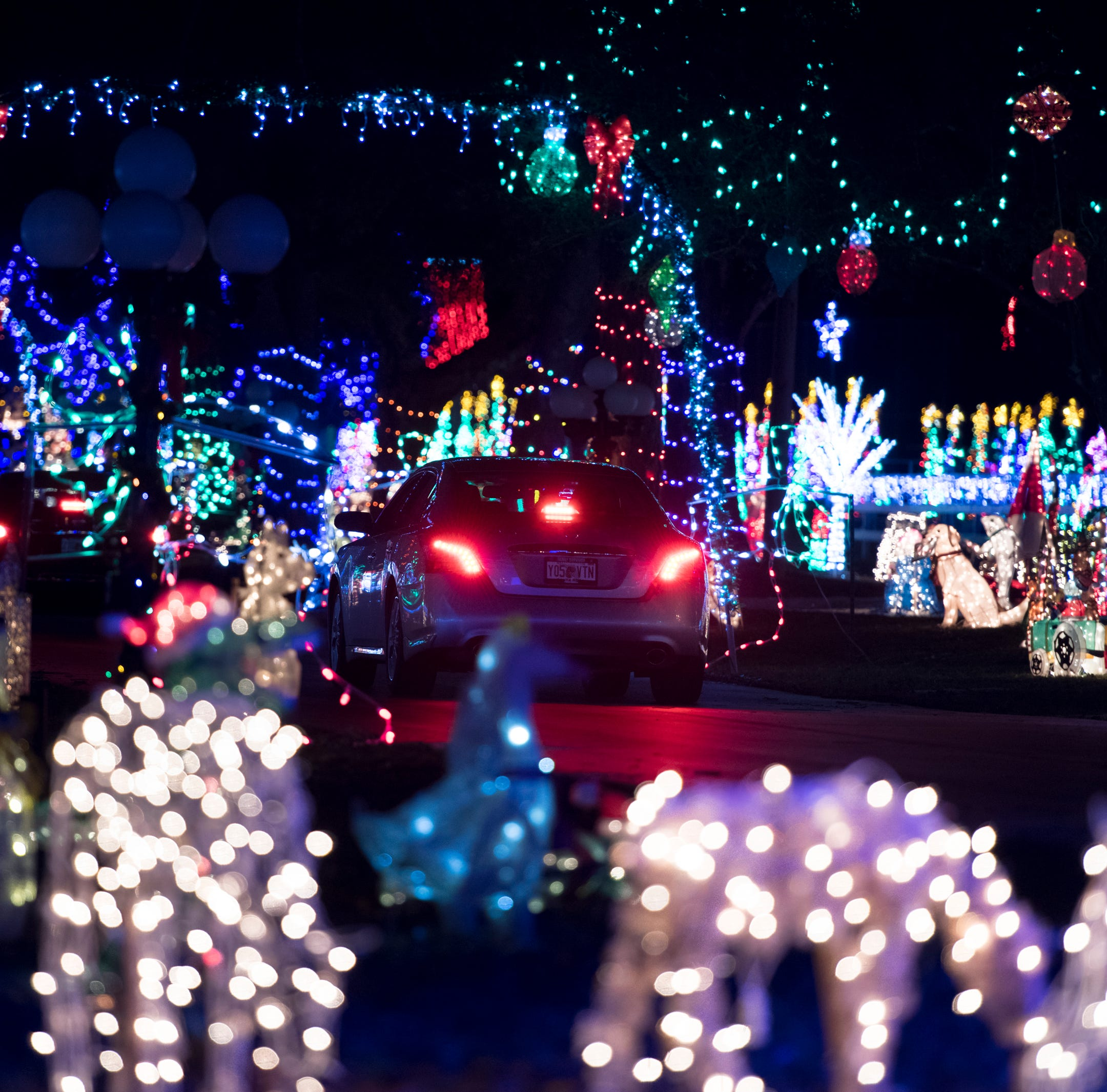 Where you can find the best Christmas lights in Escambia and Santa Rosa counties