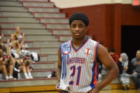 Pine Forest Basketball