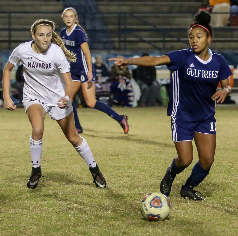 PNJ Girls Soccer Leaderboard: Milton builds momentum ahead of Gulf Breeze match