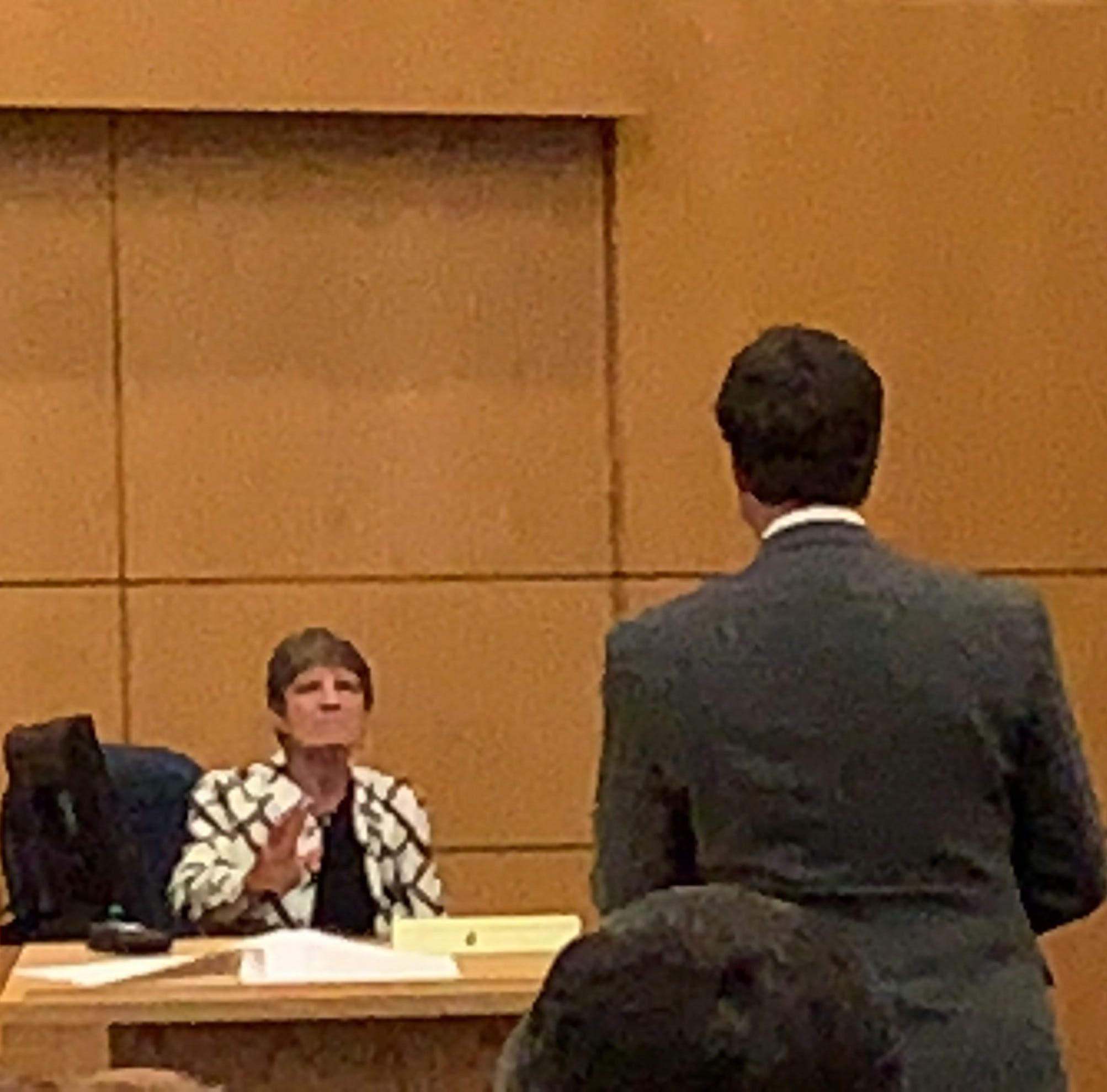 Greenwood murder trial: Defendant's mother gives tearful testimony in son's defense
