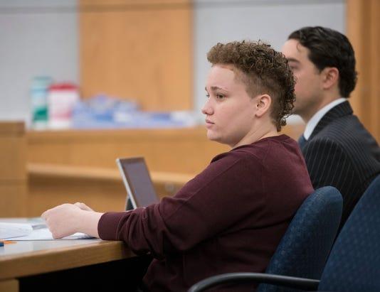 Desiree Tedder S Trial Opening