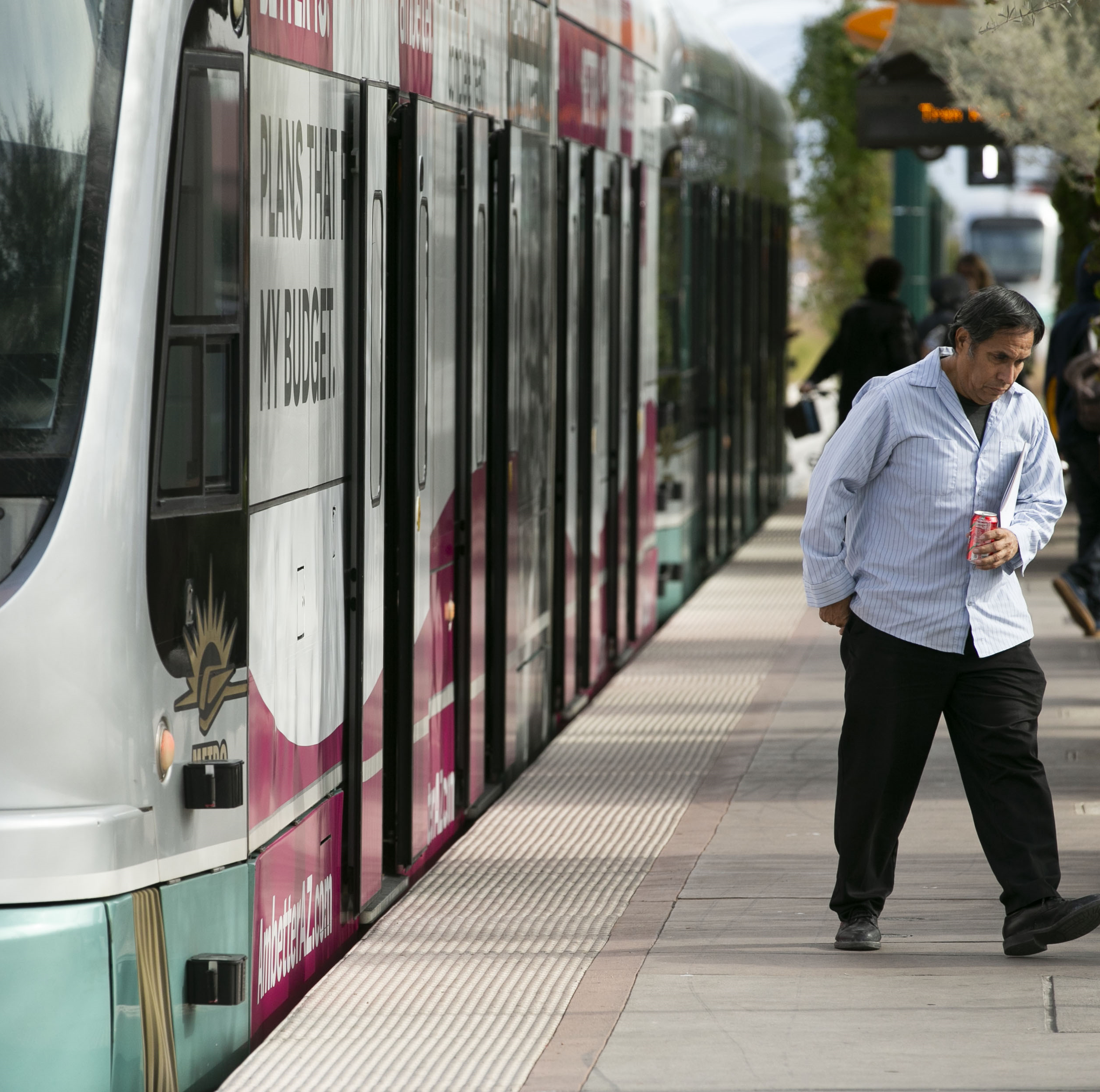 Light rail to reach eastern end of the line with opening of Mesa extension